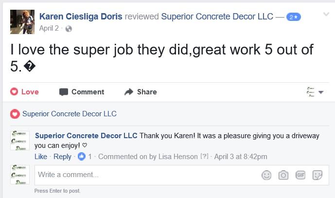 !!!!Review from Karen Doris